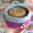 YAMA05 - Crochet Yarn Bowls