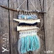 YAMA2 - Woven Wall Hangings - minis