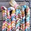 SPI - YAMA hand dyed Merino braids